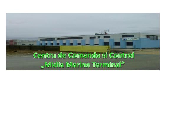 Centru de comandă și control Midia Marine Terminal